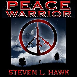 Peace Warrior audiobook cover art