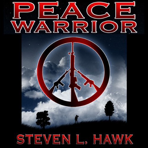 Peace Warrior audiobook cover art