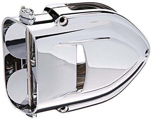 Kuryakyn 9325 Pro-R Hypercharger Air Cleaner/Filter Kit for 2008-17 Harley-Davidson Motorcycles, Chrome