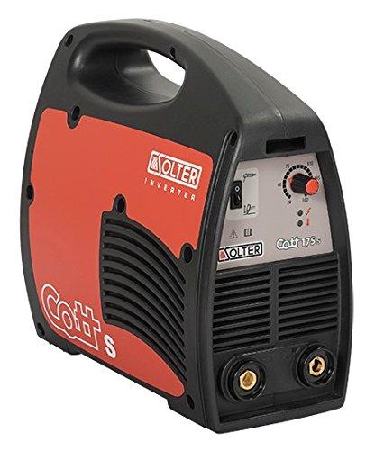 Solter 04241 Poste de soudage à technologie Inverter COTT 175 SE Superboost 240 V