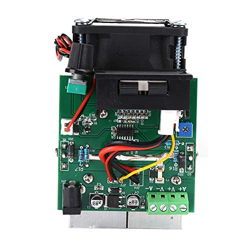 Módulo de prueba de voltaje constante estable y duradero de 100 W, módulo de carga, para el montaje del armario de envejecimiento automático completo del adaptador de corriente,