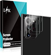 [3 Pack] LϟK Camera Lens Screen Protector for Samsung...