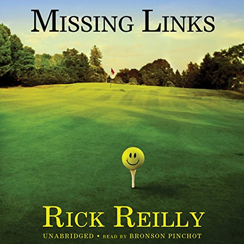 Missing Links audiobook cover art