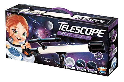 BUKI TS007B Telescoop 30 activiteiten