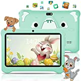 Kinder Tablet Kids Edition-Tablet 7-Zoll-HD-Display Toddler Tablet Mit 3 GB + 32 GB