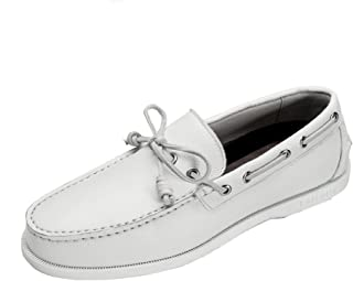 094c7317eac Amazon.com  6 - White   Loafers   Slip-Ons   Shoes  Clothing