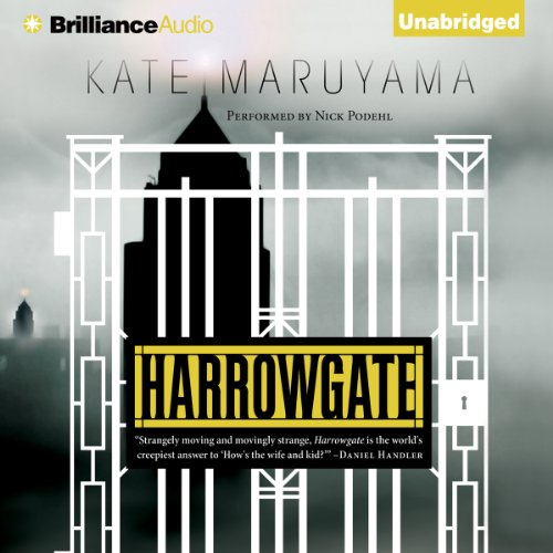Harrowgate cover art