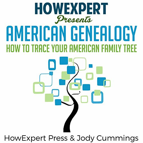 American Genealogy audiobook cover art