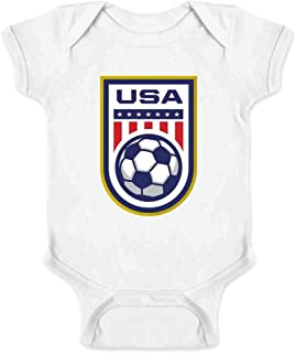 team usa baby onesie