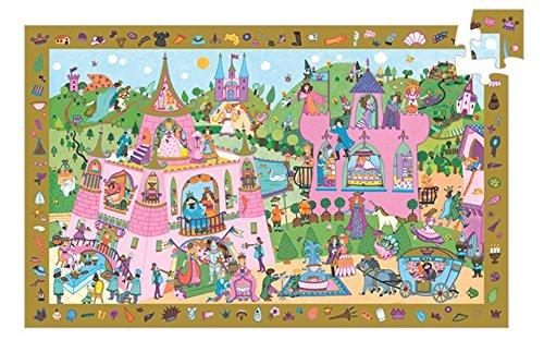 Rompecabezas (DJ07556) DJ07556   Puzzle Princesa (54 Piezas)
