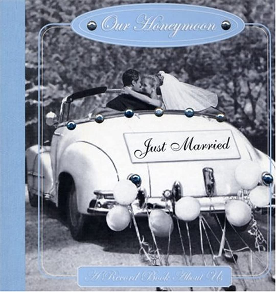 Our Honeymoon Record Book