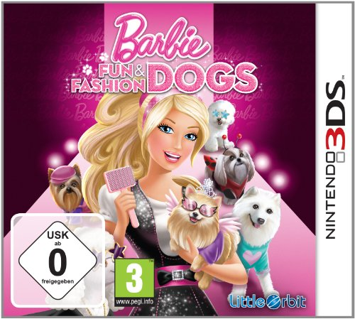 Barbie - Fun & Fashion Dogs [Importación Alemana]
