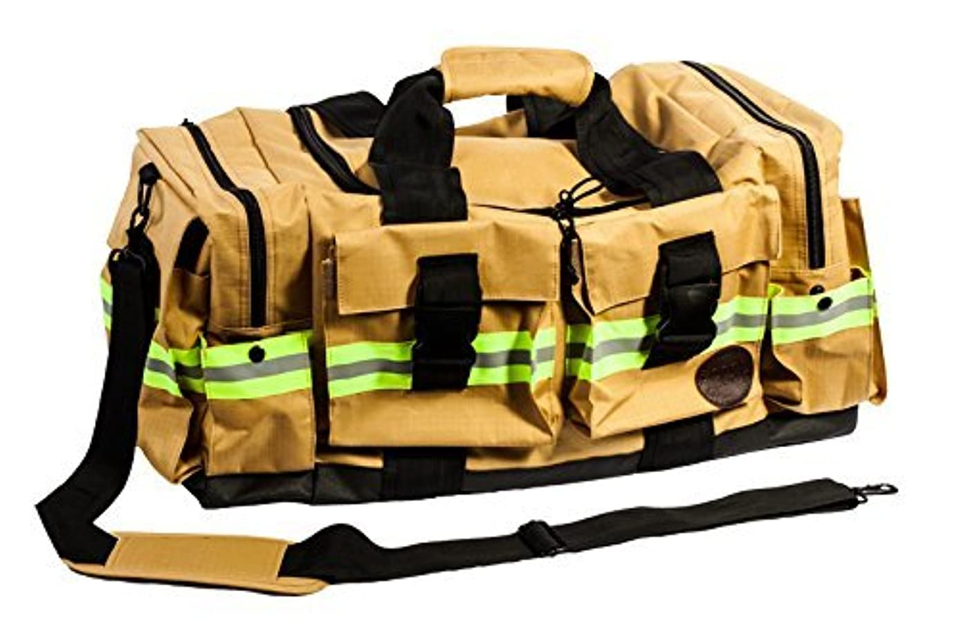 Fireflex Firefighter Duffle Bag (gold)