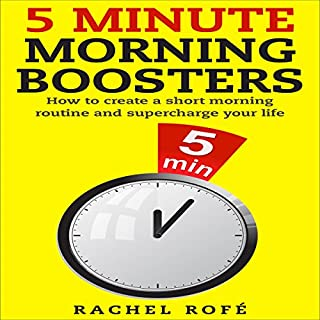 5 Minute Morning Boosters cover art