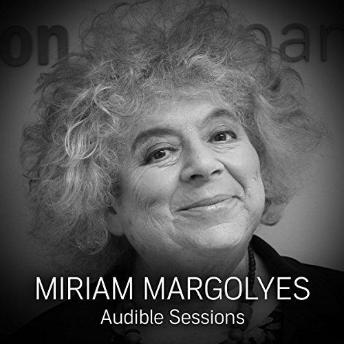 Miriam Margolyes audiobook cover art