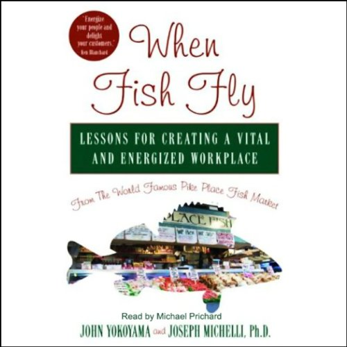 When Fish Fly audiobook cover art