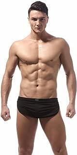 Fxbar, Fashion Men's Hero Underwear Men's Pouch Underpants Sleepwear Pure Color Briefs Shorts