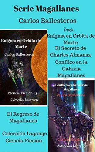 Serie Magallanes (Pack): Colección Lagrange