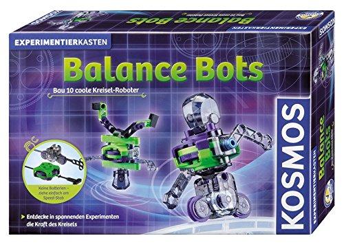 Balance Bots: Bau 10 coole Kreisel-Roboter