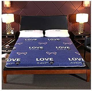 XUENUO Colchones Futon colchón Tatami Cama matrimonial Colchón Plegable para Dormir Breathe Espuma Tatami colchón de 8 cm de Espesor para Dormir Dormitorio,