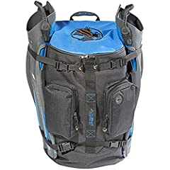Bring all your diving essentials and most expensive equipment in your Carry-On. The Globetrotter is specifically designed for the AKONA Pro Reg Bag to sit in the bottom of the bag. With the Pro Reg bag at the bottom of the bag, there is room for your...