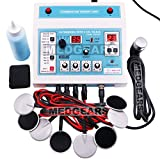 MEDGEARS Physiotherapy 4 Channel Tens with Ultrasound Physiotherapy Ultrasonic Machine...