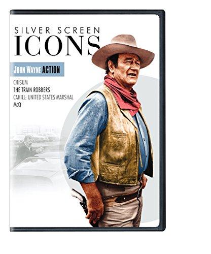 Silver Screen Icons: John Wayne Action (4FE)
