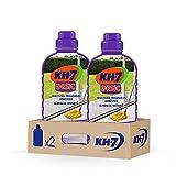 KH-7 Desic Insecticida Fregasuelos - Elimina y Protege tu Hogar Contra Todo Tipo de Insectos Rastreros Durante 15 días, Aroma Fresco a Lavanda - Paquete de 2 x 750 ml (Total: 1.5 L)