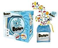 Asmodee Dobble: Waterproof, Gioco di Carte per Tutta la Famiglia, Edizione in Italiano, 8247, Single #1
