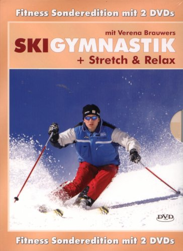 Ski Gymnastik / Stretch & Relax - 2 DVD Set