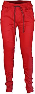 Kayden K Men's Slim Fit Harem Jogger Pants