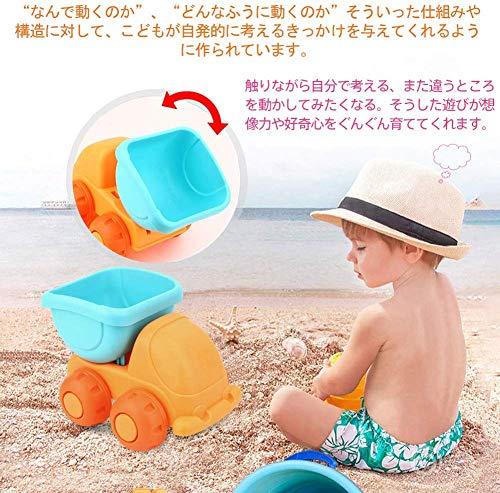 FlyCreat『砂遊びおもちゃ14点セット』