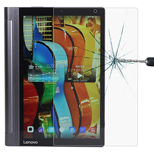JIXIAO Accesorios for Boutique 0.3mm 9H Película de Cristal Templado de Pantalla Completa for Lenovo Yoga Tab 3 Pro 10.1 (Color : Color1)