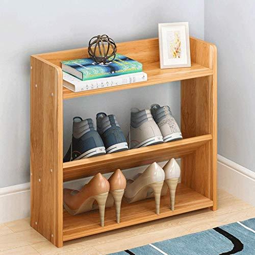 LHQ-HQ - Zapatero de varias capas para el hogar, dormitorio o dormitorio, almacenamiento de polvo, armario de zapatos, montaje de espacio pequeño, 40 x 17 x 48 cm