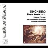 Pierrot Lunaire Op.21/+
