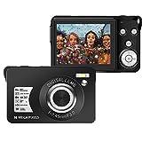 Appareil Photo Numérique Appareil Photo 30MP 2,7 Pouces TFT LCD 8X Zoom avec Caméra Vidéo Numérique Caméra de Vlogging Appareil Photo Compact et Portable Selfie
