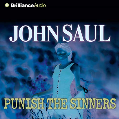 Punish the Sinners audiobook cover art