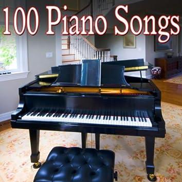 100 Piano Songs