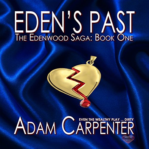 Eden's Past audiobook cover art