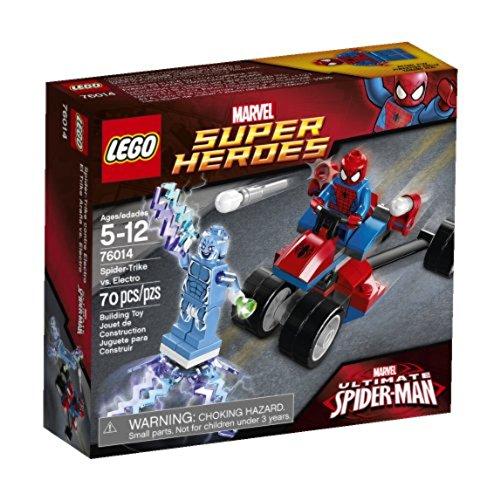 LEGO Marvel Super Heroes 76014 - Spider-Trike versus Electro