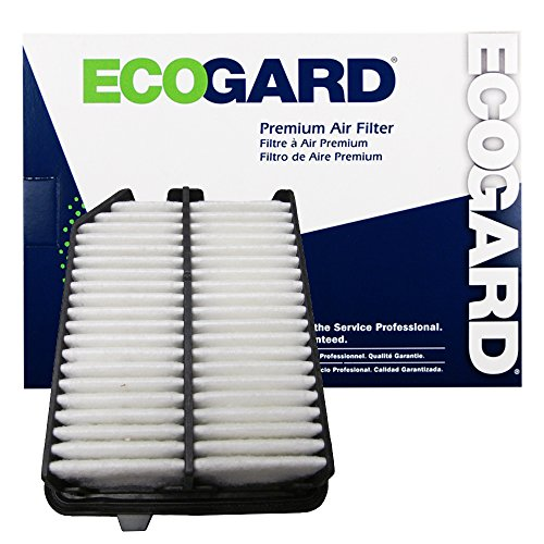 ECOGARD XA10221 Premium Engine Air Filter Fits Honda Accord 2.0L HYBRID 2014-2019