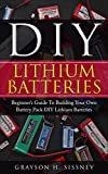 DIY Lithium Batteries: Beginner's Guide To Building Your Own Battery Pack (English Edition)