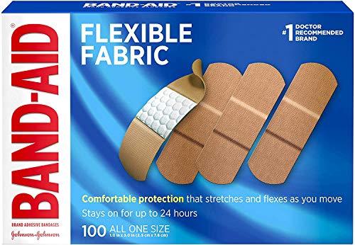 Band-Aid Adhesive Bandages, Flexibl…