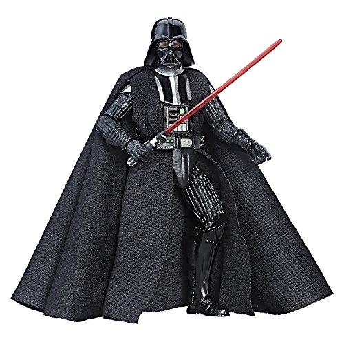 Star Wars Series Darth Vader Action Figure, Black, 6'