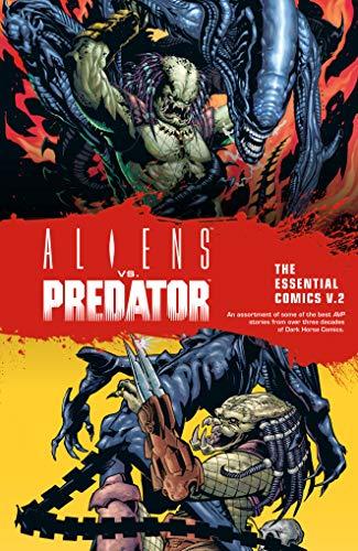 ALIENS VS PREDATOR ESSENTIAL COMICS 02 (Aliens Vs. Predator: the Essential Comics)