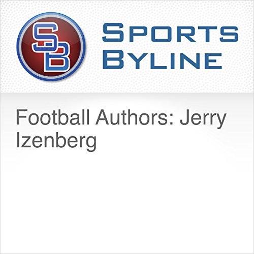 Football Authors: Jerry Izenberg cover art