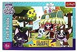 TREFL 5900511163384 Puzzle Puzzle - Rompecabezas (Puzzle Rompecabezas, Juguete, Niños, Littlest Pet Shop, Chica, 5 año(s))