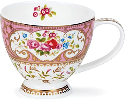 Dunoon Skye 0.45 Litre Mug Rosanne Pink