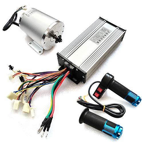 Aohuada 2000 W 4300 RPM Motor eléctrico sin escobillas de alta velocidad...