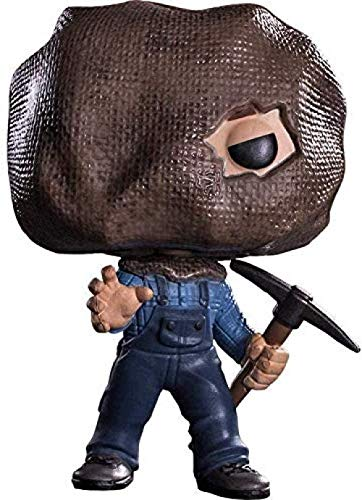 Friday The 13th Jason Voorhees (Pocket) Pop Movie # 611 Pintura Coleccionable de Vinilo de 3 9 Pulgadas Multicolor
